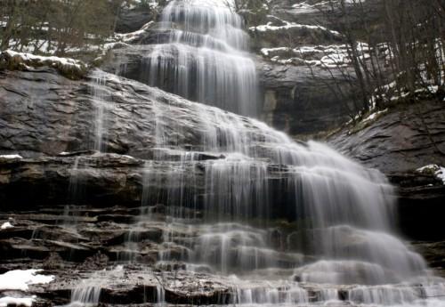 cascata della prata